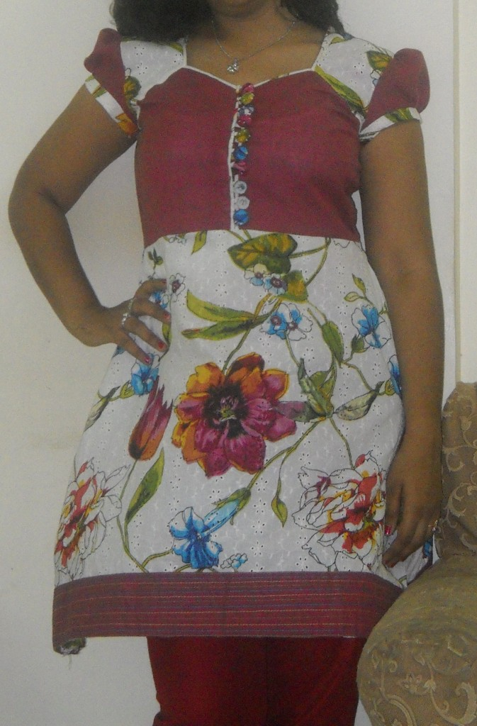 Restyled kurti fashion 2011