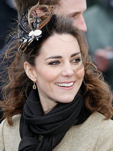 Fascinator hat-Kate Middleton-2011