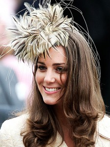 Kate middleton-hat style 2011