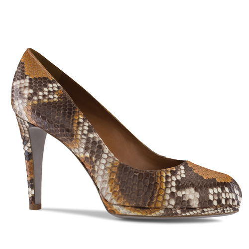 python print lola pump-latest fashion trends 2011