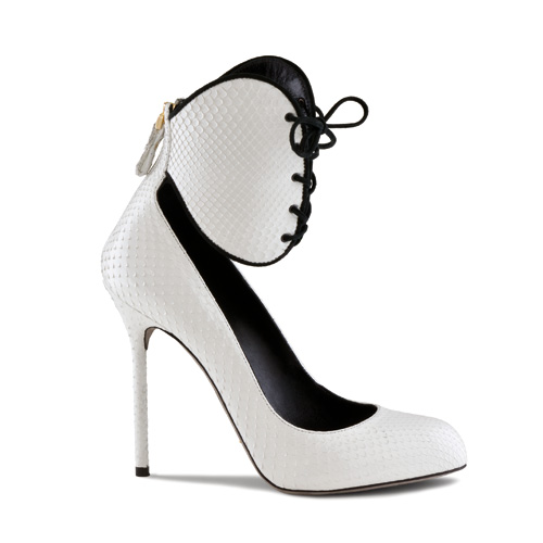 white suede uptown pump-latest collection sergio rossi designer footwear`