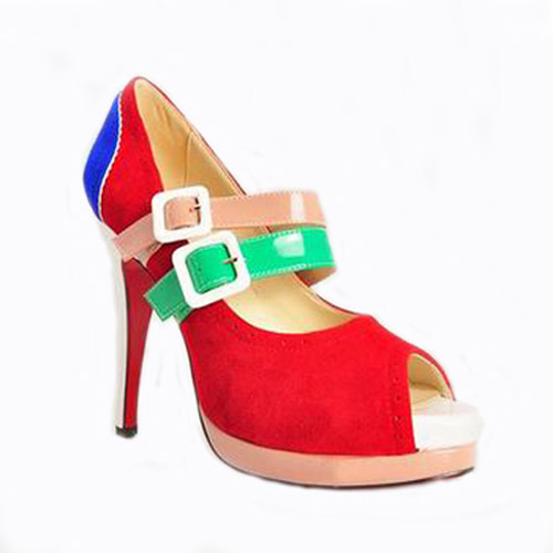 Christian-Louboutin-Two-strap-red-peep-toe-pump-fashion-2012