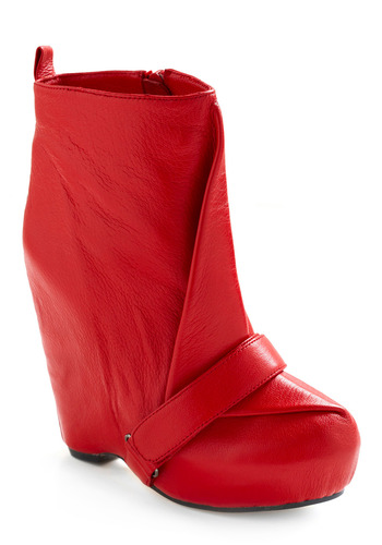 Red Boots latest pattern 2012 collection
