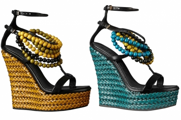 Platform Wedges-latest shoe fashion trends 2012