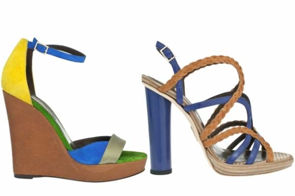Wedges-Roberto-Cavalli- Latest Fashion-trends-2012