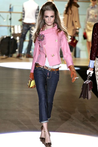 2012 fashion week collection -paris