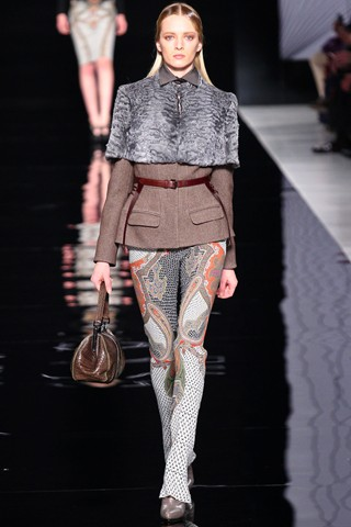 2012 paris fashion week trends