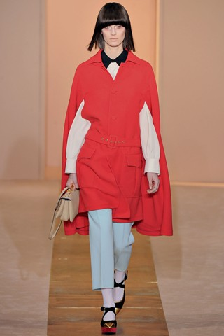 70's comeback trend-winter fashion 2012