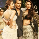 Lakme Fashion week 2012| Black and Gold ruled the Ramp| Fashion Trends