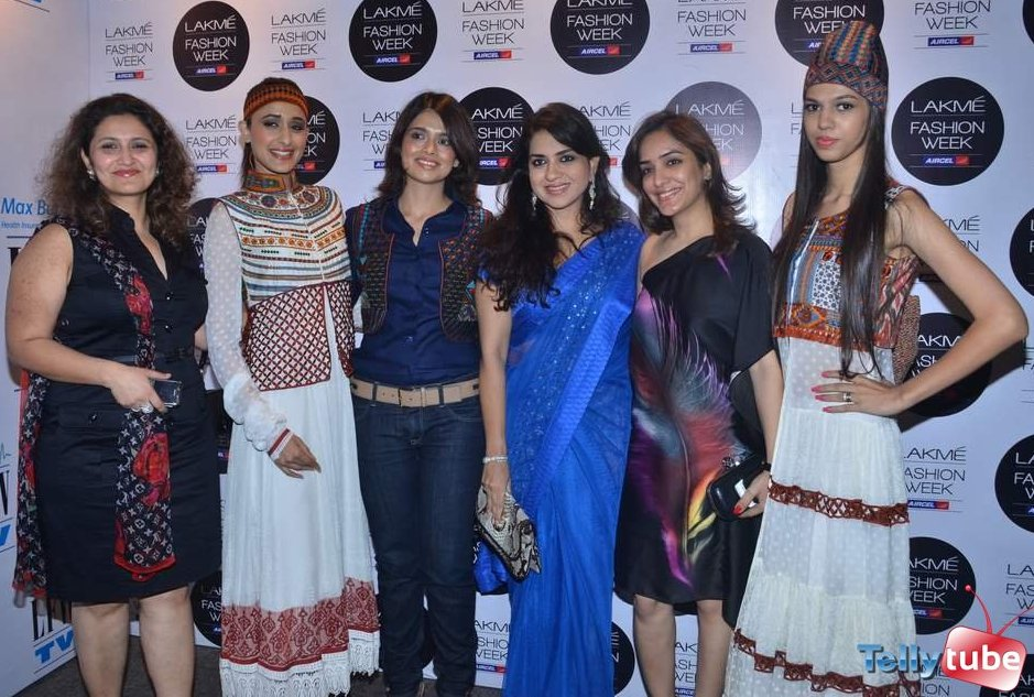 lakme fashion week 2012-day 3