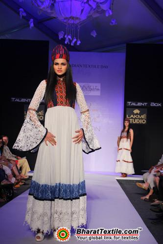 lakme fashion week 2012-pakistani style
