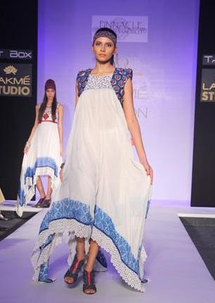 latest fashion trends 2012-lakme fashion week