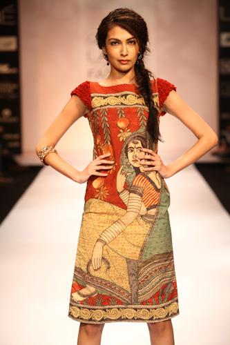 sashikant naidu-lakme-fashion-week-2012