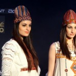 Shruti Sancheti went Sufiayana at Lakme Fashion Week 2012| Pakistani lace styled dresses