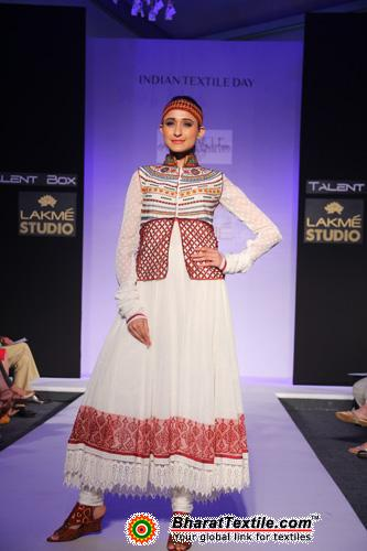 shruti-sancheti-lakme fashion week 2012