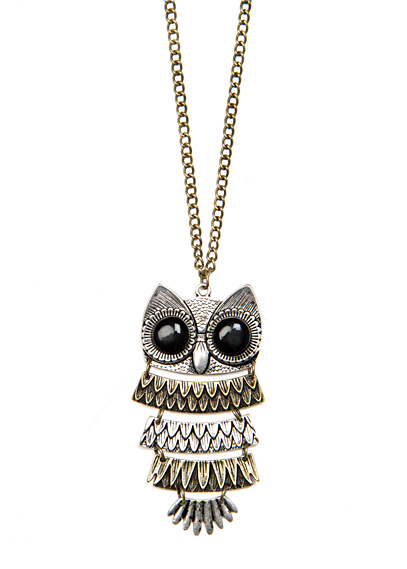 Owl-pendent-chain-Mango-accessories-fashion-2012