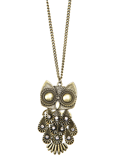 Owl-chain-pendent-fashion-trends-accessories-2012