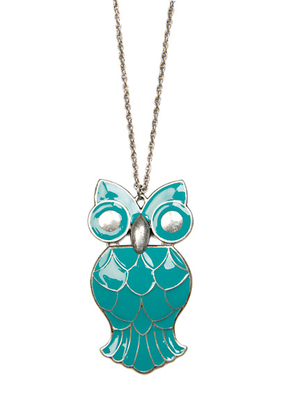 Owl-pendent-mango-latest-fashion-trends-2012
