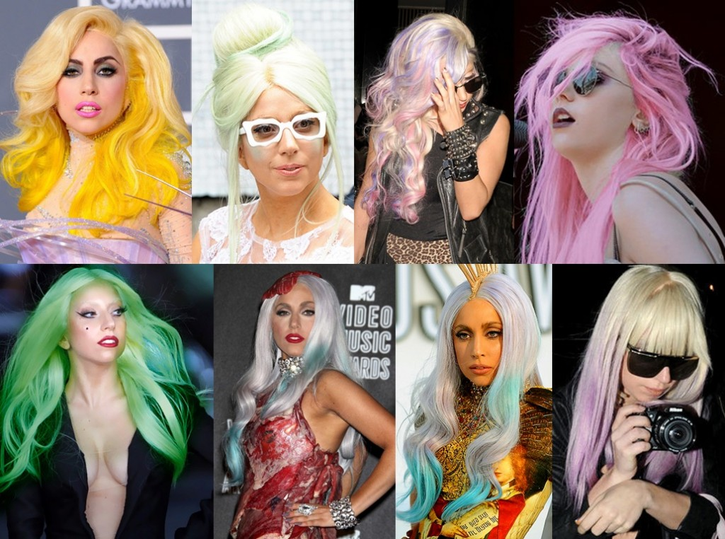 Pastel Locks  Trending Pastel Hair Colours Fashion Trends 2012  Fashion Ma