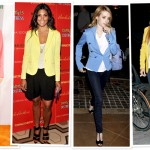 Blazer Wars | Celebrity pose in Blazers