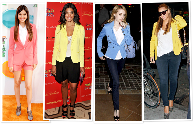 pastel-coloured-blazer-celebrity-fashion-trends-2012