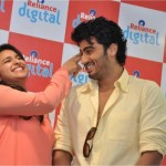 Arjun Kapoor and Parineeti Chopra at Promotional Event of Ishakzaade