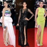 Frieda Pinto outshone at Cannes film festival 2012 | Indian Celebrity Fashion Trends