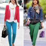 Jessie Loves her Coloured Jeans| Blocking it Again.. Do You Love???