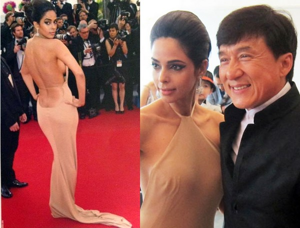 Mallika-Sherawat-dons-Ali-Madhavi-dress-cannes-2012
