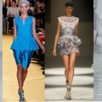 Will you go Peplum? Spring Summer Trend Alert- Peplum dress