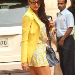 Yellow Jacket doing rounds| Maliaka arora v/s Amrita Arora