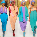 Colour Blocking Trend Summer 2012