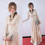 Kalki koechlin in her fashionable best at Cannes 2012