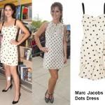 Who wore it Better? Marc Jacobs Hot Dot Dress - Katrina Kaif v/s Chery Cole