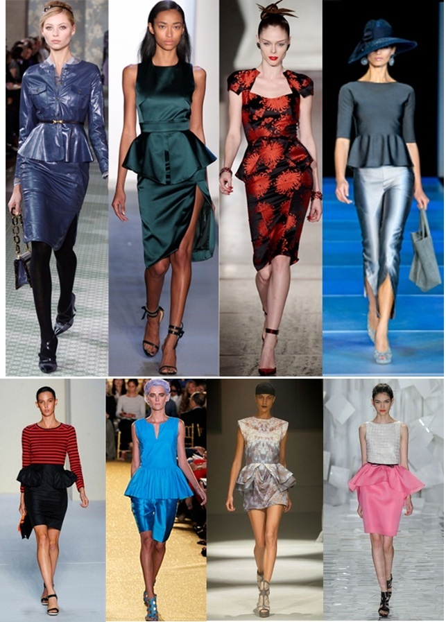 latest-fashion-trends-summer-2012-peplum-dress-skirts-runway