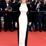 Celebs Go Black White at Cannes 2012 | Latest Celebrity fashion Trends 2012