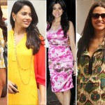 Shilpa Shetty's Baby Shower goes Floral| Summer Trends 2012