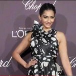 Sonam Kapoor's first look at Cannes 2012