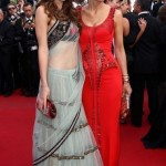 Kalki Koechelin in Sabyasachi at Cannes film festival 2012