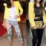 Yellow Jacket War | Anushka v/s Amrita