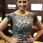Parineeti goes gothic at IIFA Rocks green carpet 2012
