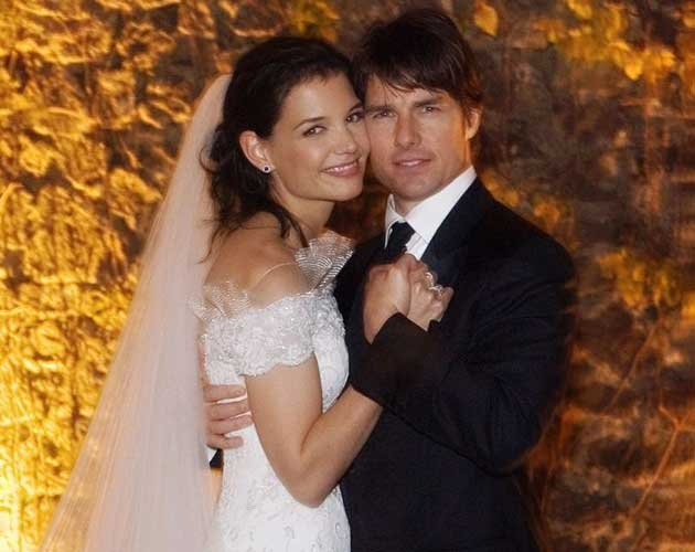 Tom Cruise and Katie Holmes filed divorce stars split up