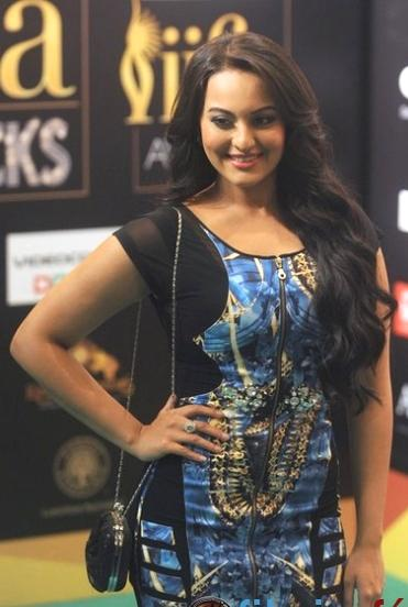 Sonakshi Sinha at IIFA 2012 Singapore