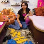 "Indian Shoe Designer Swati Modo says ""If the shoe doesn't fit!! Get it Customized!!!"""
