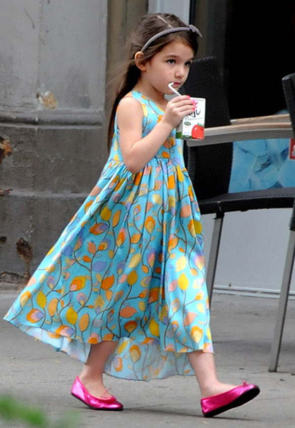 Suri-cruz-Floral-prints-Dress-latest-fashion-2012