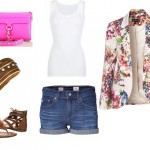 Fashionable Outfit ensemble for Summer 2012