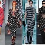 Latest Fashion Trends Fall 2012 | Polka Dots and Spots Everywhere!!