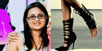 swatimodo latest fashionable custom-made shoes sandal high heels designer