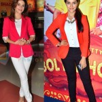 Bollywood Blazer Diva's | Jackets are the latest Fashion Trend 2012