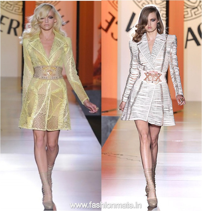 Atelier Versace- Haute Couture Autum Winter 2012-13- Paris Fashion Week 2012